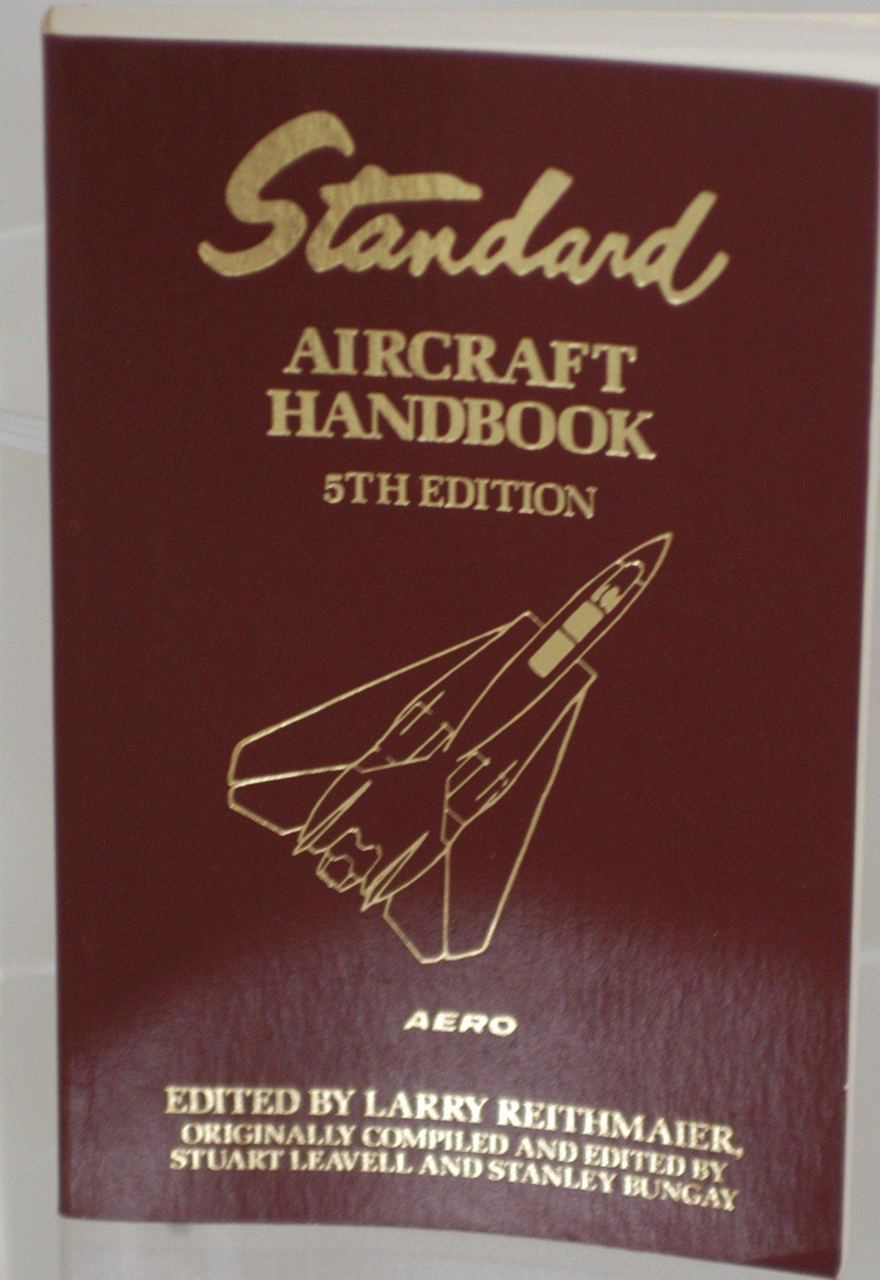 Image for Standard Aircraft Handbook