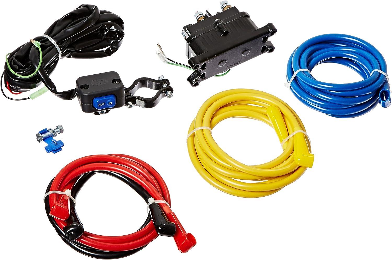 Amazon.com: KFI Products ATV-WK Wiring Harnesses: Automotive | Winch Wiring Harness |  | Amazon.com