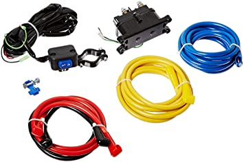 universal winch wiring kit universal image wiring amazon com kfi products atv wk universal 12v wiring kit automotive on universal winch wiring kit
