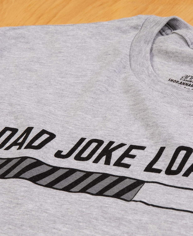 Dad Joke Loading Funny Father Grandpa Daddy Fathers Day Bad Pun Humor T-Shirt