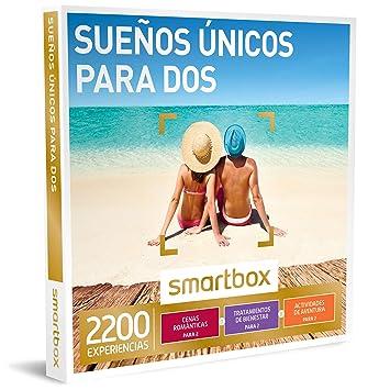 Smartbox - Caja Regalo - SUEÑOS ÚNICOS para Dos - 2200 cenas románticas, tratamientos de