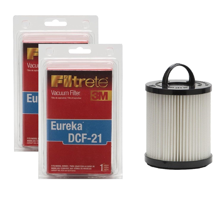 3M Filtrete Eureka DCF-21 Allergen Vacuum Filter - 1 filter Electrolux 67821