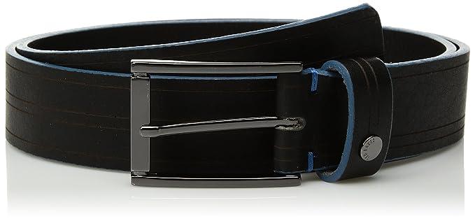 dd88ea1ffdd06 Ted Baker Men s Magno Etched Leather Belt