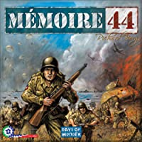 Asmodee MEM44 - Jeu de Stratégie - Mémoire 44 - Jeu de Base