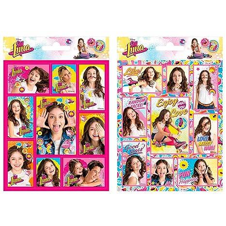 Pegatinas De Stickers Soy es Lamina LunaAmazon Funny 11x16cm dCotsxhQrB