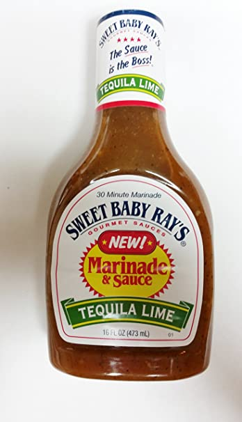 Sweet Baby Ray S Tequila Lime Marinade Sauce