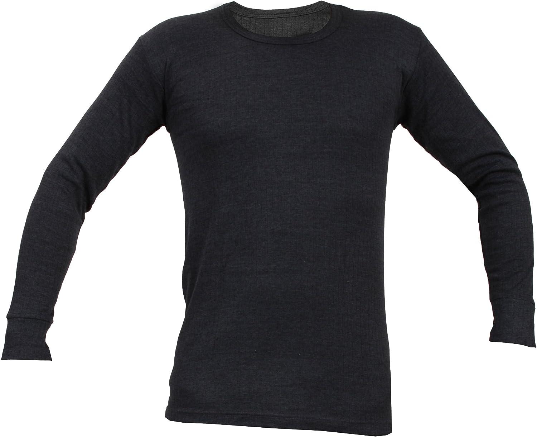 Britwear 2 x Official Childrens Kids Long Sleeve Thermal Underwear Winter Warm