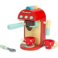 Le Toy Van Honeybake Wooden Cafe Machine