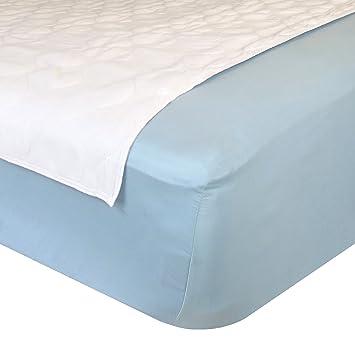 Amazon Com Dry Defender Reusable Waterproof Mattress Pad Washable