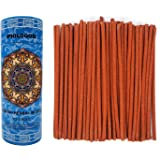 PHILOGOD Aromatherapy Incense for Stress Relief, Migraine Relief, and Zen Meditation, Incense Burner Holder Included, Pure, Herbal Tibetan Incense Sticks for Homeopathy