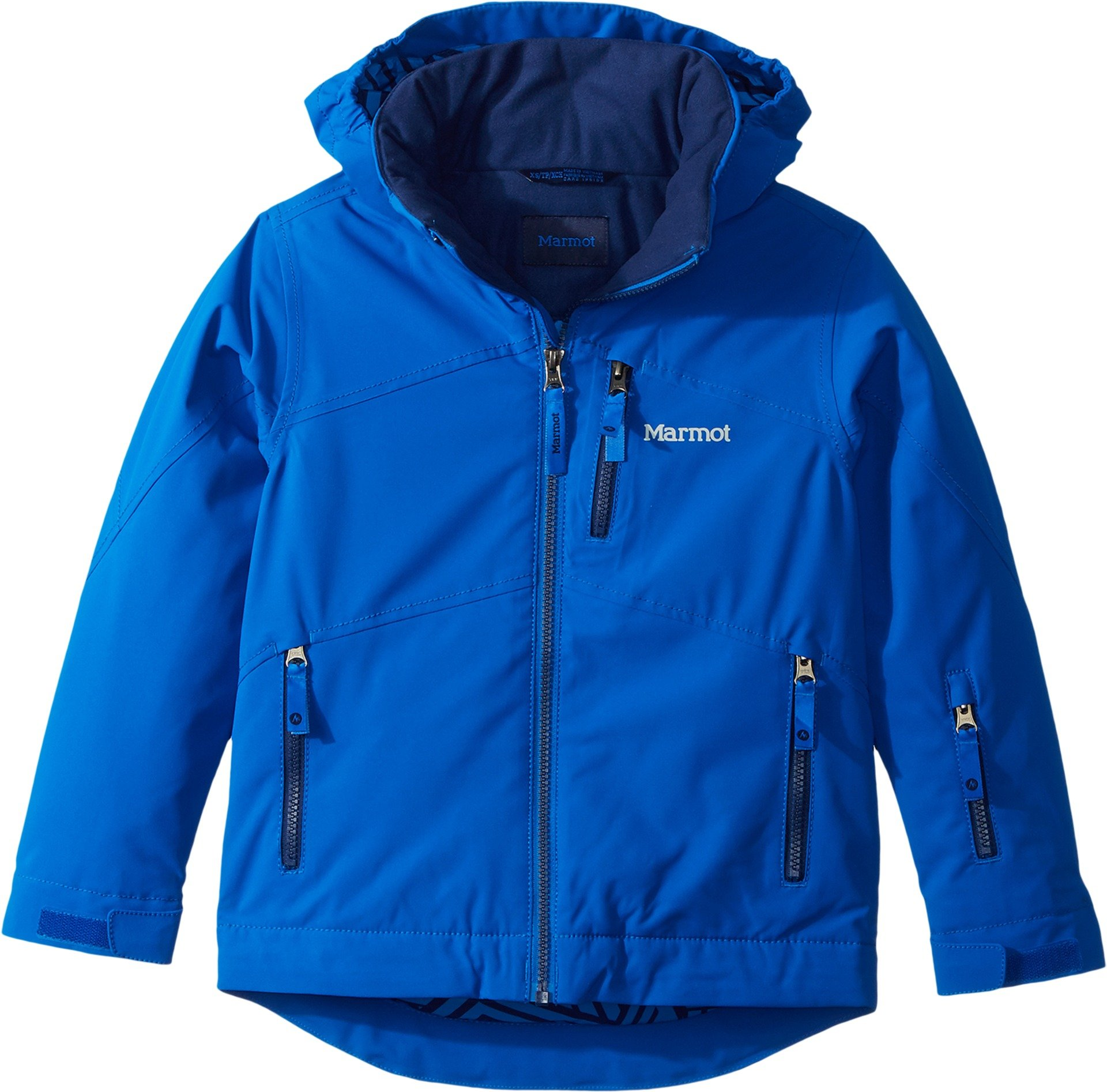 Marmot Kids Boy's Ripsaw Jacket (Little Kids/Big Kids) True Blue X-Small