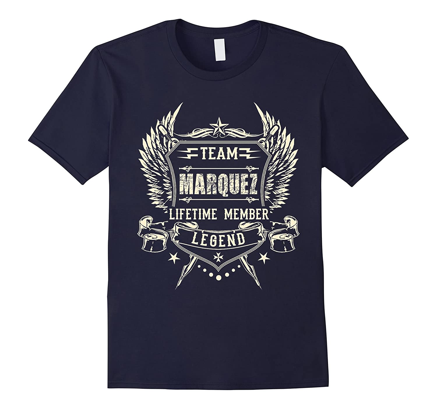 Team Marquez T-shirt-Art