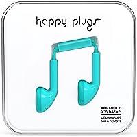 Happy Plugs Wearable Headphones Wearable Headphones, Turquoise (7707)