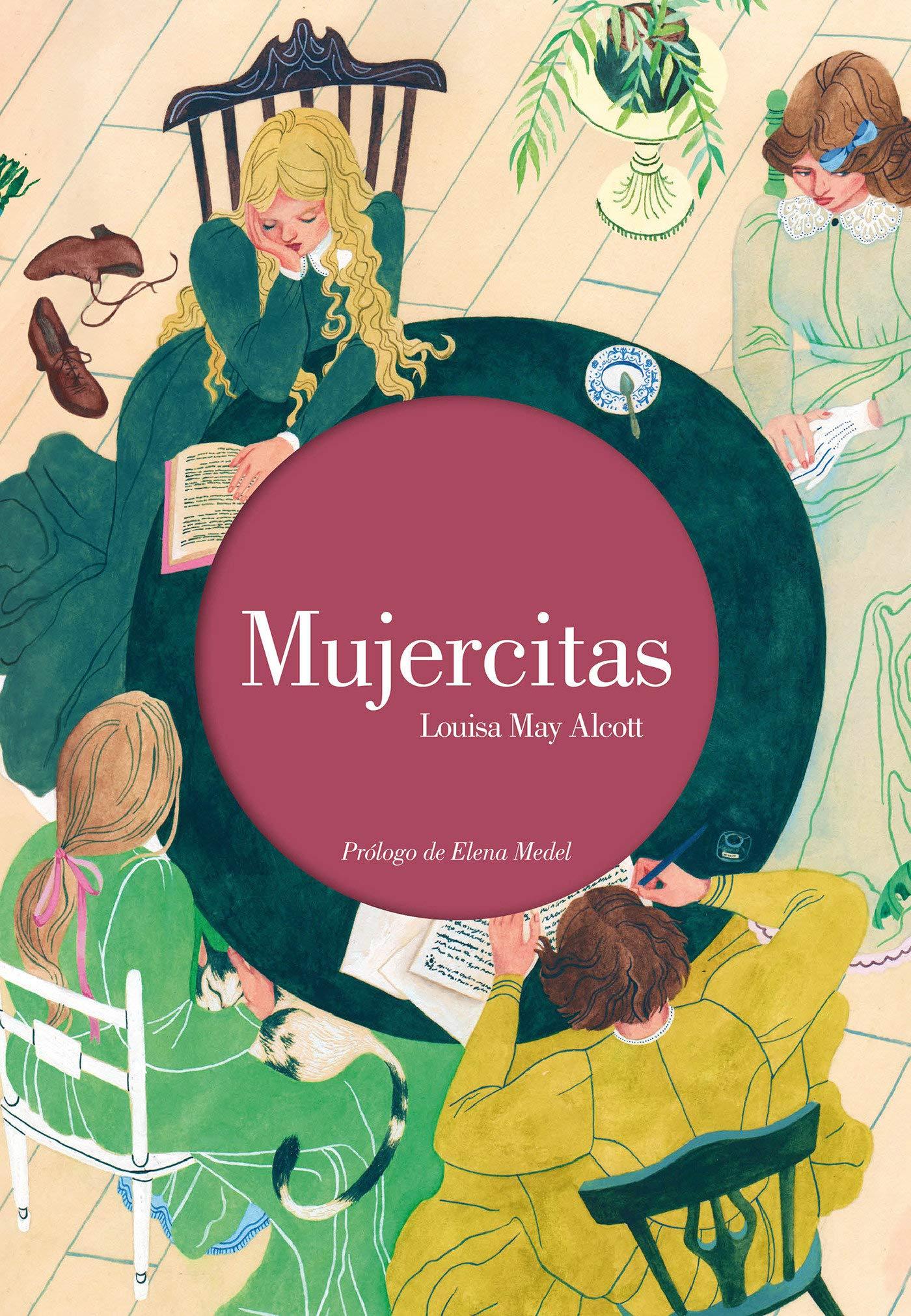 Mujercitas (edición ilustrada) (LIBROS ILUSTRADOS): Amazon.es ...