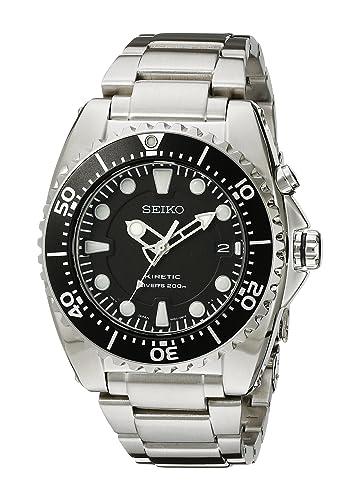 Seiko SKA371 Kinetic Dive Watch