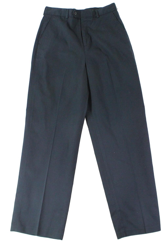 Enro Boys Husky Straight Leg Seamed Dress Pants