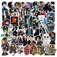 NEITWAY Stickers Pack [100-stks] Harry Potter Stickers voor Kids Vinyls Stickers voor Laptop, Notebook, Skateboard…