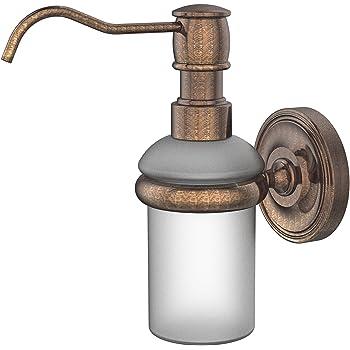 Allied Brass Pr 60 Orb Wall Mounted Soap Dispenser Oil