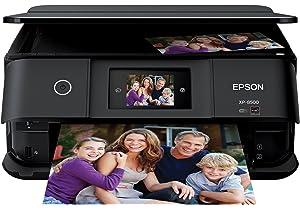 Amazon com: Epson Expression Photo XP-860 Wireless Color Photo
