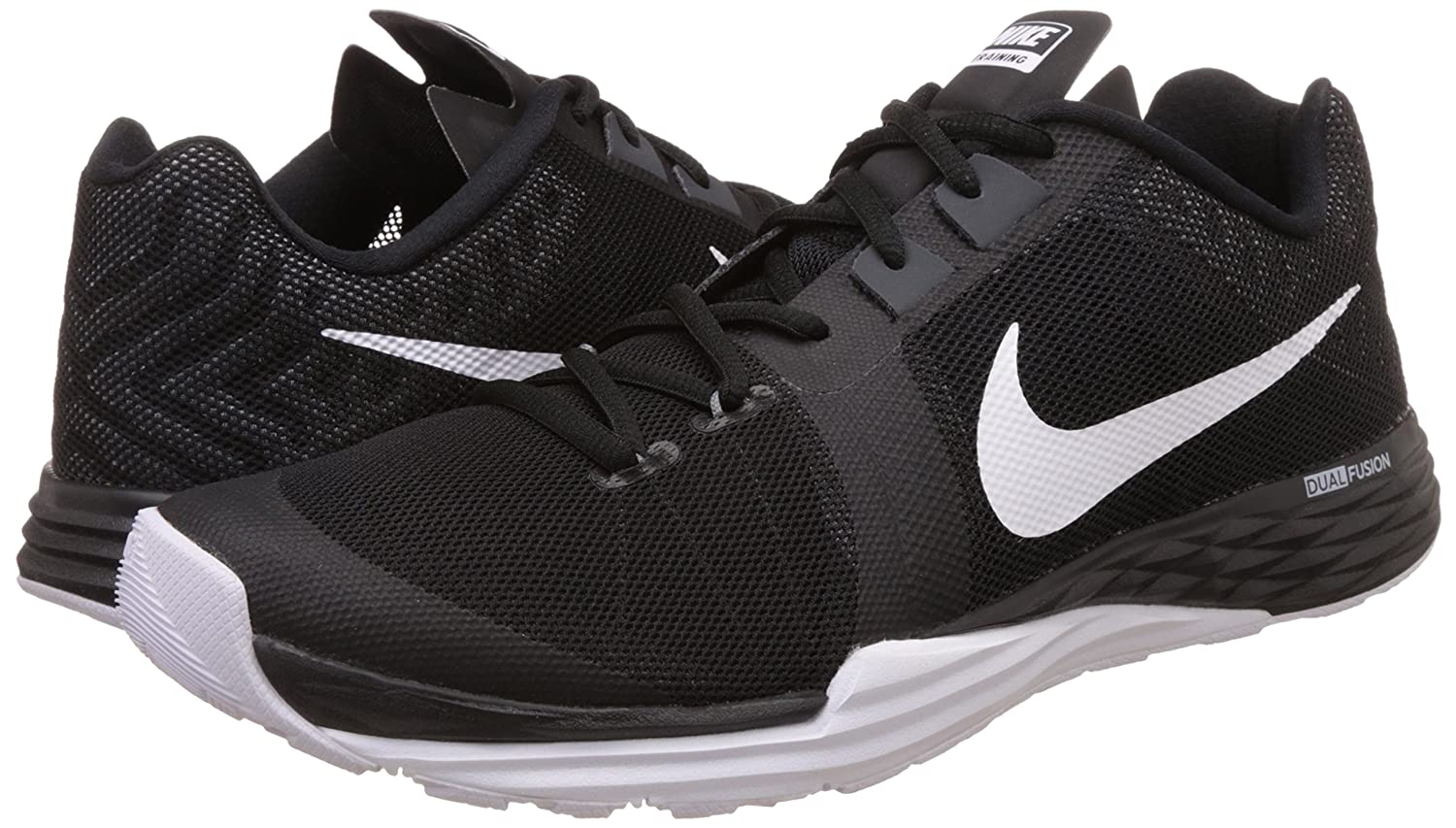NIKE Men's Train Prime Iron DF Cross Trainer US|Black/White/Anthracite/Cool Shoes B014GMXMQ6 11 D(M) US|Black/White/Anthracite/Cool Trainer Grey 333331