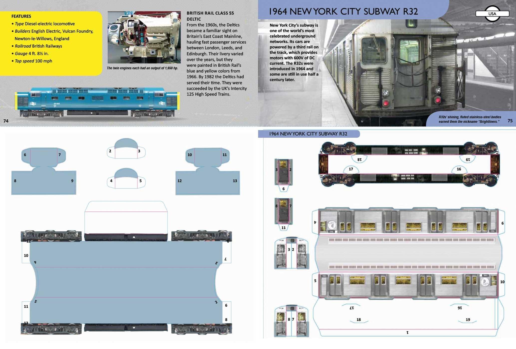 Trains: A Complete History: Philip Steele: 9781626861565: Amazon com