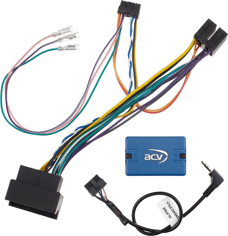/PG/ ACV 42/ /106/Steering Wheel Remote Control Adapter