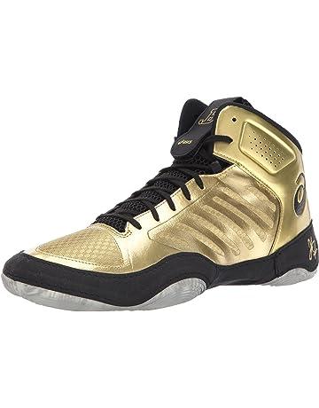 d237a095d5da ASICS Mens JB Elite III Wrestling Shoe