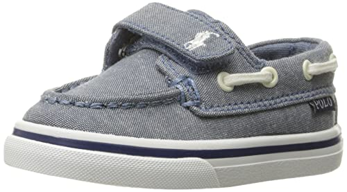 Polo Ralph Lauren - Mocasines para niño: Amazon.es: Zapatos y ...