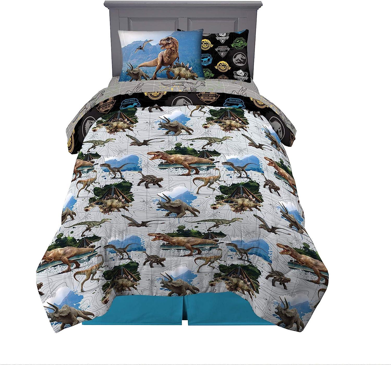 Best for Kid's Design: Franco Kids Bedding Super Soft Comforter bed