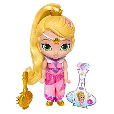 Fisher-Price Nickelodeon Shimmer & Shine, Genie Disguise Leah: Toys & Games