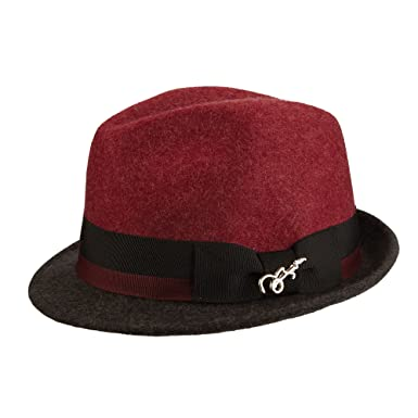 a03c1af2f59cea Image Unavailable. Image not available for. Color: Carlos Santana Bogart  Fedora Hat ...