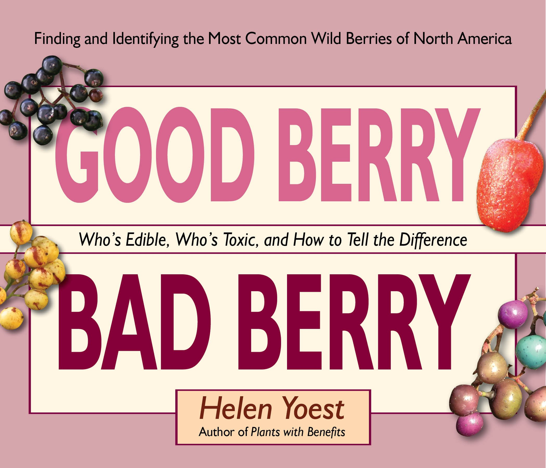 Whos Edible Whos Toxic and How to Tell the Difference Good Berry Bad Berry