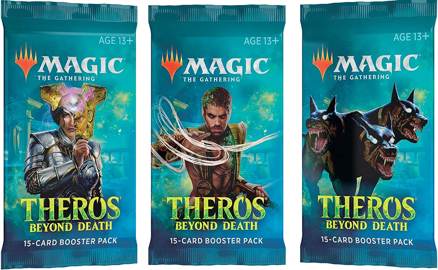 include 10 pacchetti Booster The Gathering Theros Beyond Death Bundle Magic