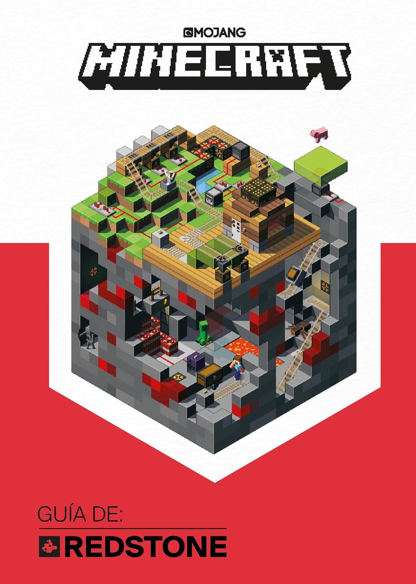 Minecraft. Guia de: Redstone / Minecraft: Guide to Redstone (Spanish Edition) by Montena