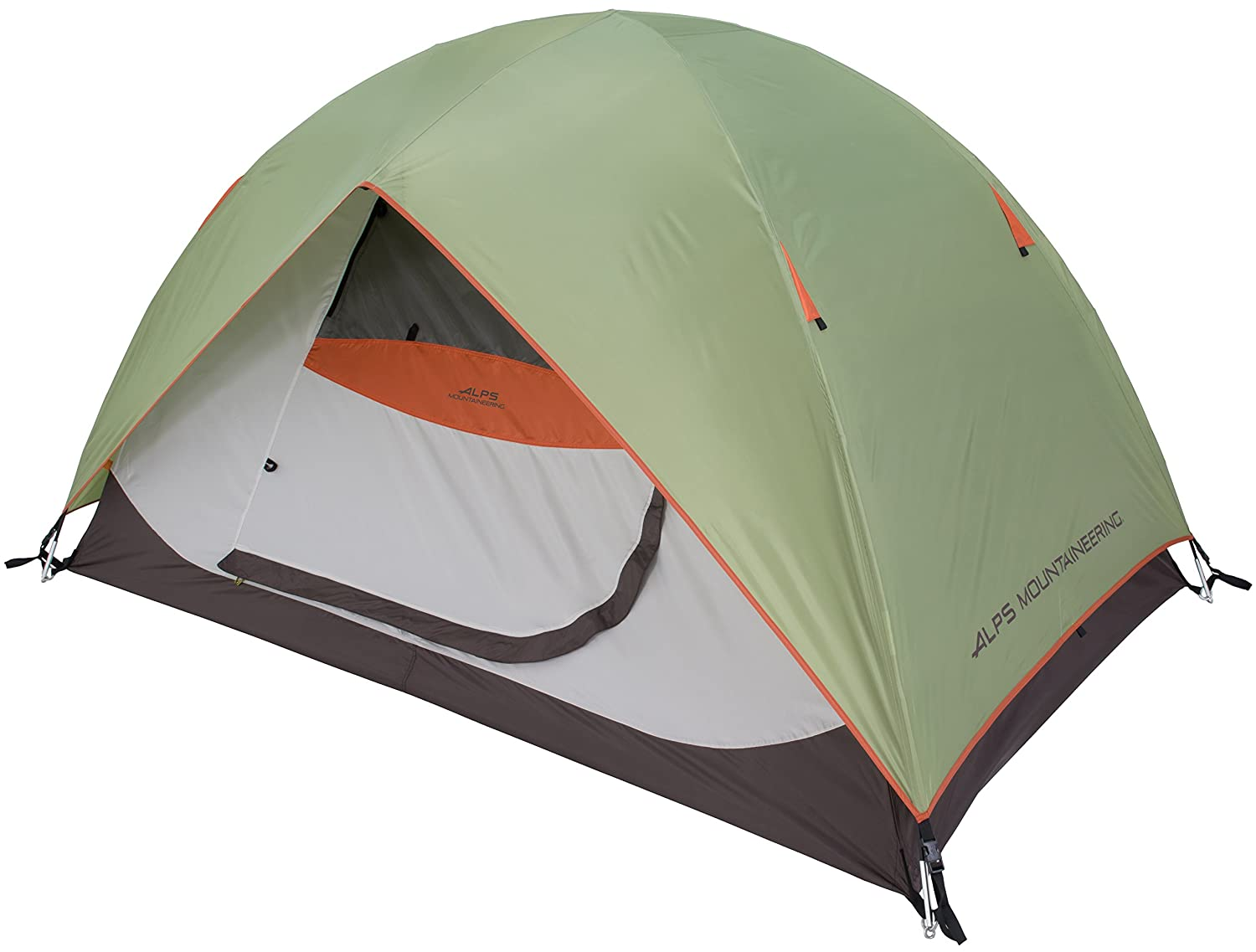 ALPS Mountaineering Meramac 2-Person Tent  sc 1 st  Amazon.com & Camping Tents | Amazon.com