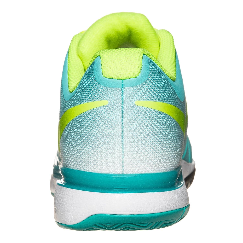 Amazon.com | Nike Women's Wmns Zoom Vapor 9.5 Tour, Light Aqua/Volt, 10.5 M  US | Athletic