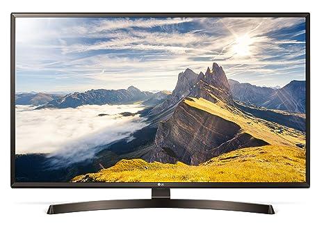 LG 49UK6400PLF 123 cm (49 Zoll) Fernseher (Ultra HD, Triple Tuner, 4K Active HDR, Smart TV)