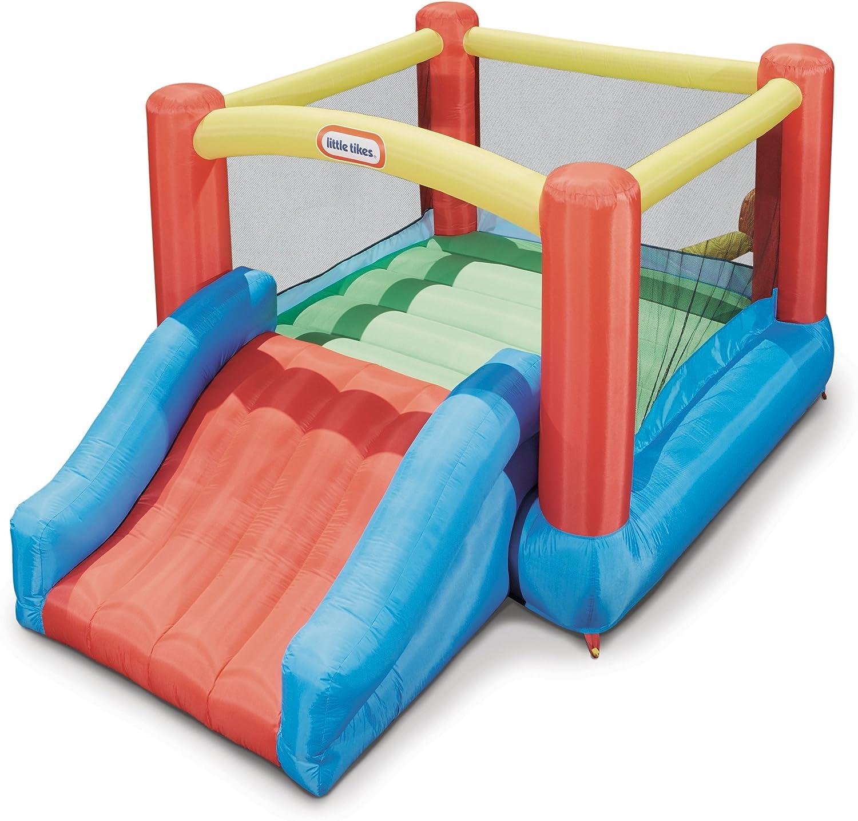 Little Tikes Jr. Jump N Slide