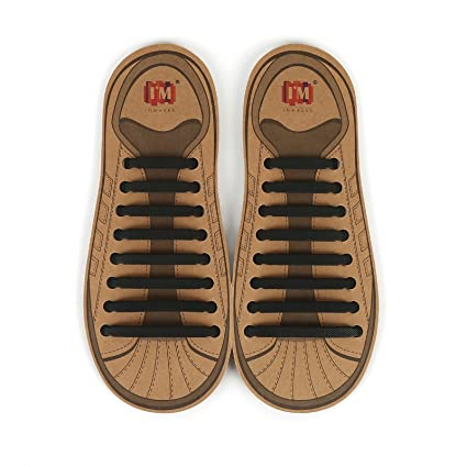 0f577a2df5485b Amazon.com  INMAKER No Tie Shoelaces for Kids and Adults