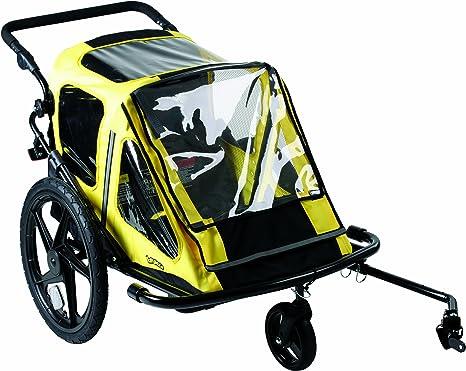 Dumper Explorer Duo - Remolque de Bicicleta para niños: Amazon ...