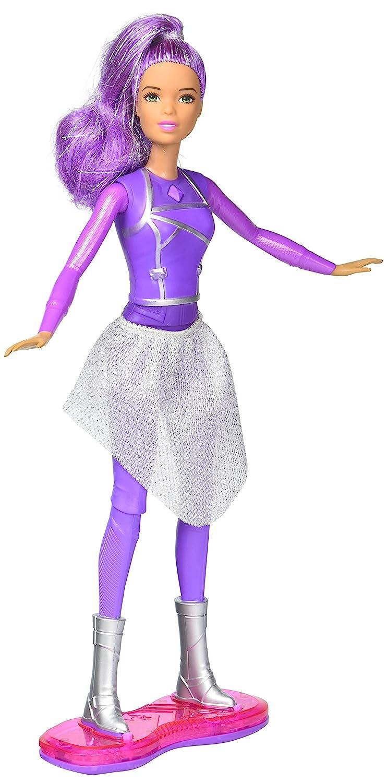 Amazon.es: Barbie Muñeca fashion, skate galáctico, aventura en el ...