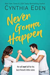 Never Gonna Happen Kindle Edition