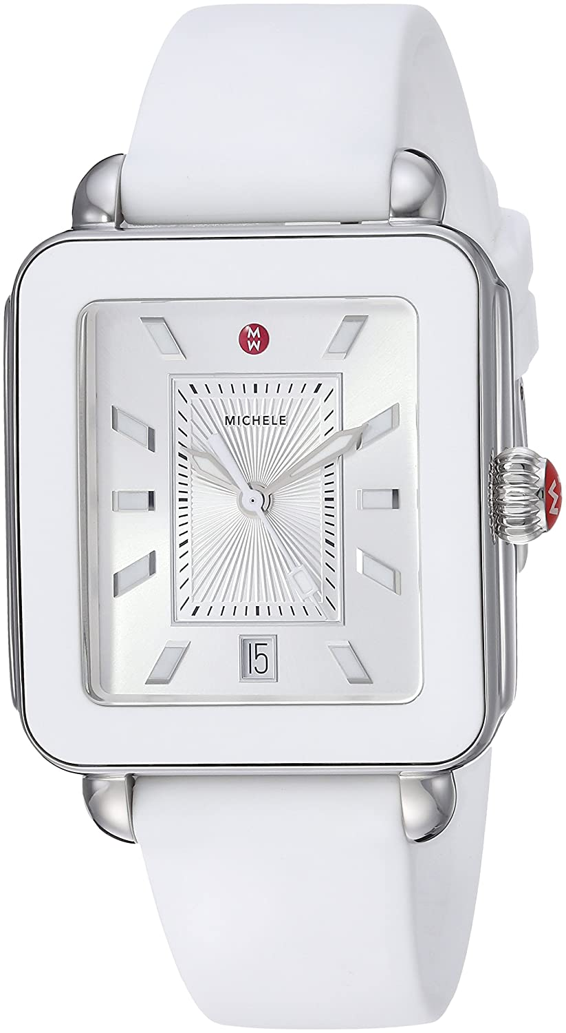 Michele Women S Deco Sport White