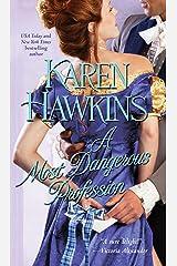 A Most Dangerous Profession (The Hurst Amulet Book 3) Kindle Edition