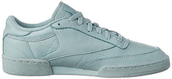 deebfaeca5c Reebok Men s Club C 85 Elm Leather Tennis Shoes  Buy Online at Low Prices  in India - Amazon.in