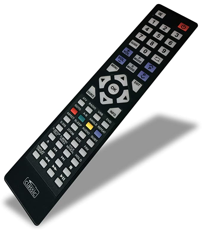Replacement Remote Control For Technika X19 Amazon Electronics
