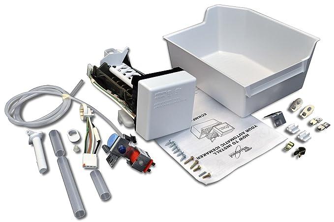 Whirlpool 1129313 kit para hacer hielo: Amazon.es: Bricolaje y ...