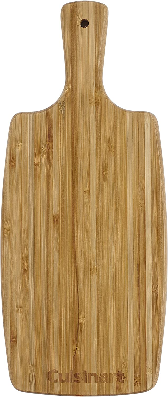 Cuisinart CWB-14B Bamboo Cutting Board, Brown