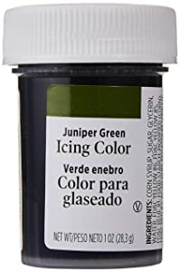 Wilton Juniper Icing Color, Green