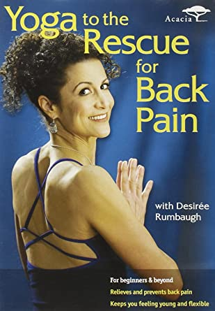 Amazon.com: Yoga To The Rescue - Back Pain [DVD]: Desiree ...